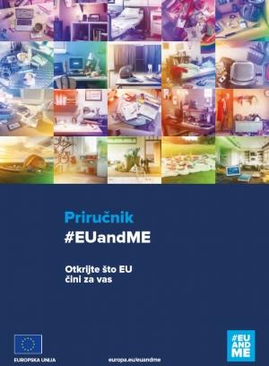 Priručnik #EUandME: Otkrijte što EU čini za vas