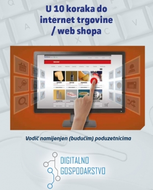 U 10 koraka do internet trgovine / web shopa