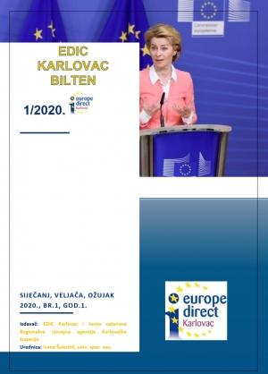 EDIC Karlovac bilten