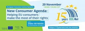 Priopćenje za javnost – 15 godina djelovanja Mreže Europskih potrošačkih centara