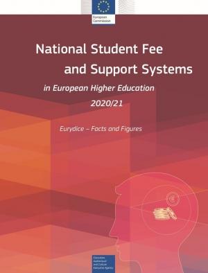 Državni sustavi studentskih školarina i potpora u europskom visokom obrazovanju – 2020./2021.