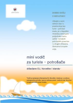 Mini vodič za turiste - potrošače