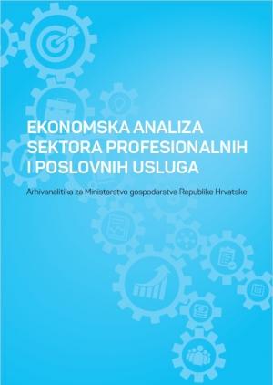 Ekonomska analiza sektora profesionalnih i poslovnih usluga